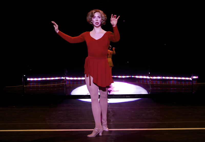 With Its Celebration And True To Life Depiction Of Performers Their Struggle Achieve Greatness On The Broadway Stage A CHORUS LINE Has Earned